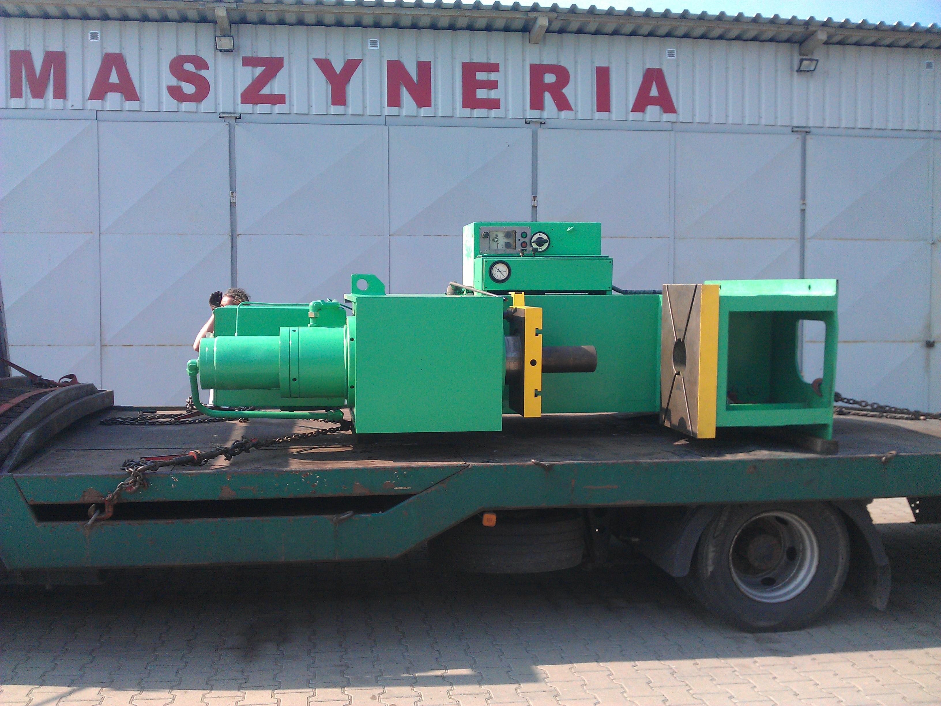 Prasa hydrauliczna wysięgowa PYE 100 S1