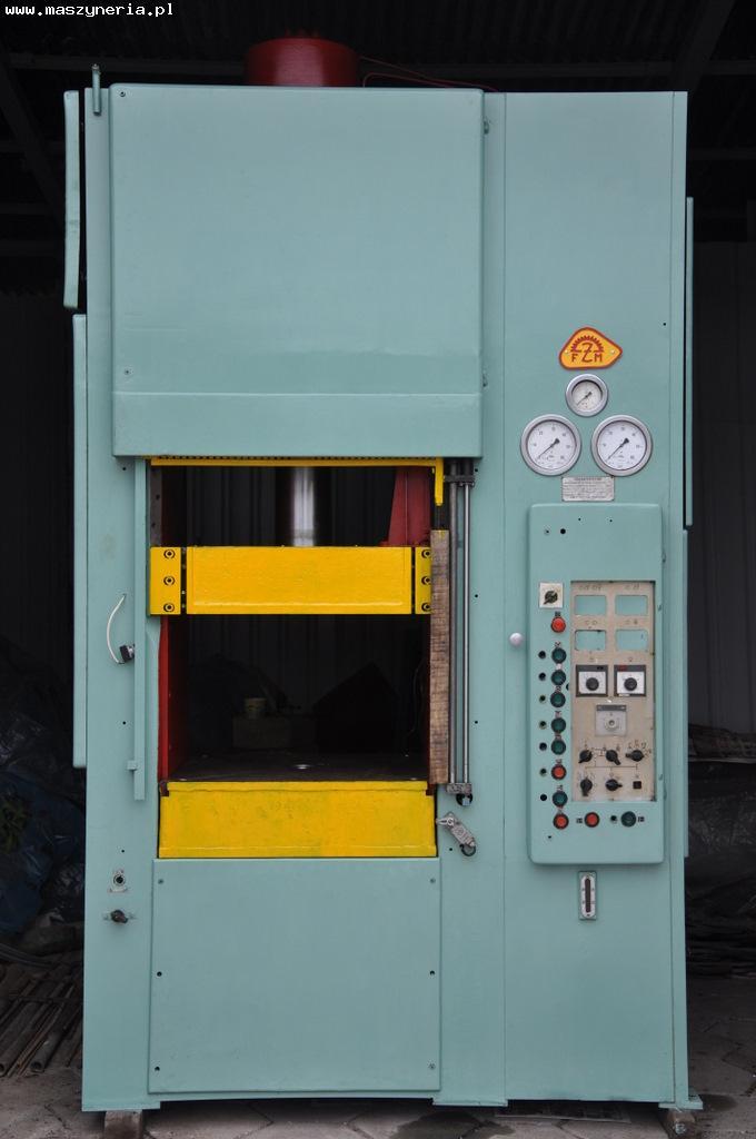 Prasa hydrauliczna Ponar Żywiec PHM 160 A