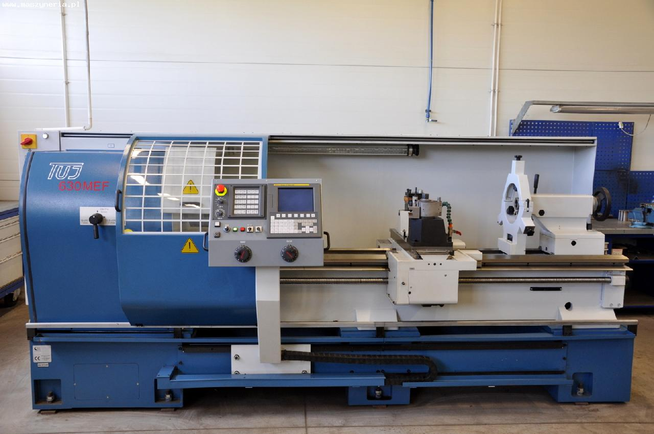 Tokarka CNC Fabryka Maszyn Tarnów Tuj 630 MEF