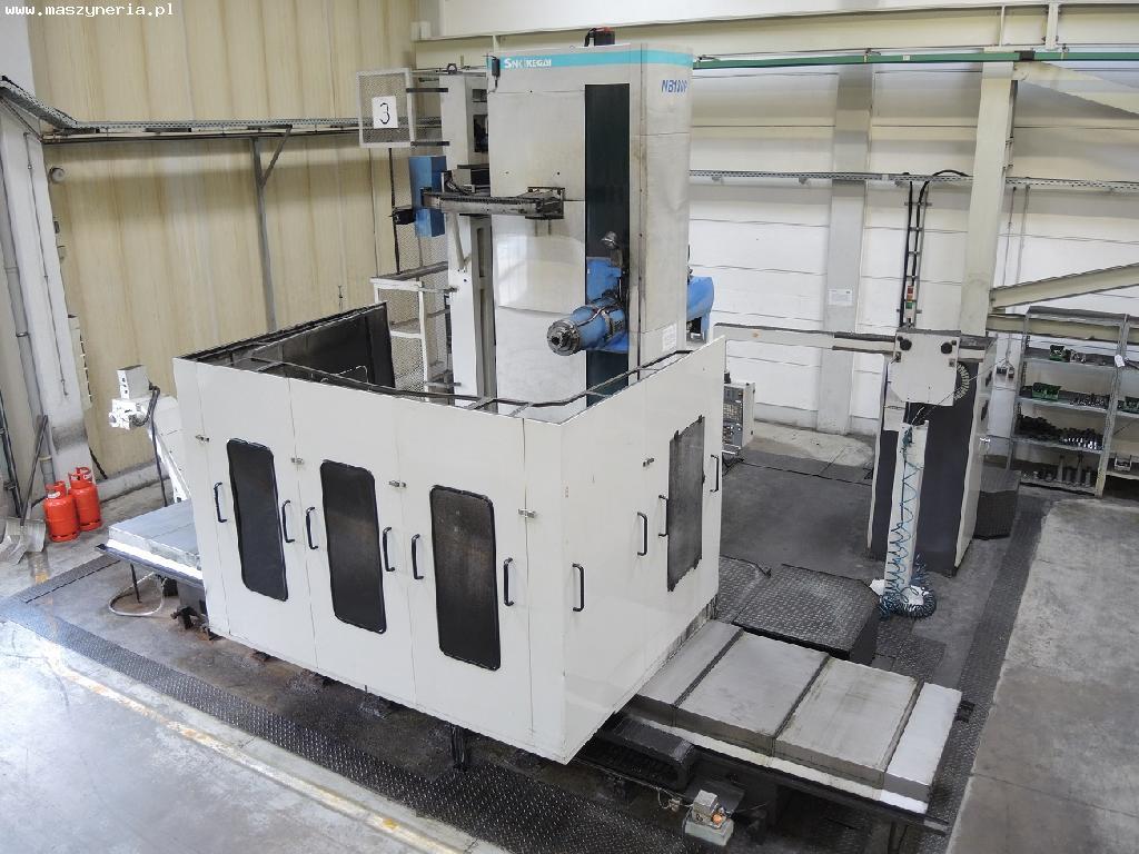 Wytaczarka CNC SNK IKEGAI NB 130 PE3.5
