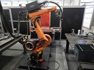 Robot spawalniczy KUKA KR 62
